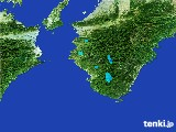 2017年02月28日の和歌山県の雨雲レーダー