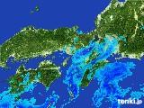 雨雲レーダー(2017年03月01日)