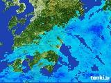 2017年03月01日の宮崎県の雨雲の動き