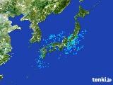雨雲レーダー(2017年03月02日)