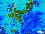 2017年03月05日の宮崎県の雨雲の動き