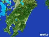 2017年03月07日の宮崎県の雨雲の動き