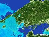 雨雲レーダー(2017年03月20日)