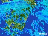 2017年03月23日の宮崎県の雨雲の動き