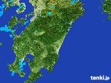 2017年03月26日の宮崎県の雨雲の動き