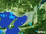 2017年03月27日の大阪府の雨雲レーダー
