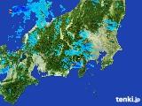 2017年03月28日の関東・甲信地方の雨雲レーダー