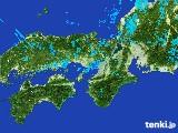雨雲の動き(2017年03月28日)