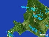 2017年03月29日の道央の雨雲の動き