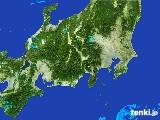 2017年03月30日の関東・甲信地方の雨雲レーダー