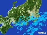 2017年04月01日の関東・甲信地方の雨雲レーダー