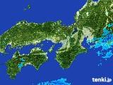雨雲の動き(2017年04月01日)