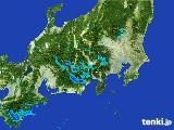 2017年04月02日の関東・甲信地方の雨雲レーダー