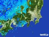 2017年04月06日の関東・甲信地方の雨雲レーダー