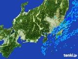 2017年04月09日の関東・甲信地方の雨雲レーダー