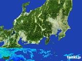 2017年04月10日の関東・甲信地方の雨雲レーダー