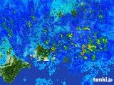 2017年04月11日の関東・甲信地方の雨雲レーダー