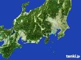 2017年04月12日の関東・甲信地方の雨雲レーダー