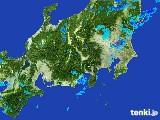 2017年04月15日の関東・甲信地方の雨雲レーダー