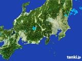 2017年04月16日の関東・甲信地方の雨雲レーダー