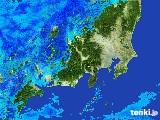 2017年04月26日の関東・甲信地方の雨雲レーダー