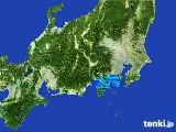 2017年04月27日の関東・甲信地方の雨雲レーダー