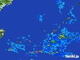 2017年05月02日の沖縄地方の雨雲レーダー