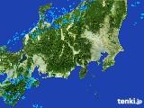 2017年05月06日の関東・甲信地方の雨雲レーダー