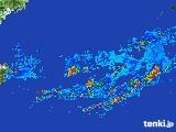 2017年05月13日の沖縄地方の雨雲レーダー