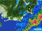 雨雲レーダー(2017年05月13日)