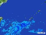 2017年05月20日の沖縄地方の雨雲レーダー