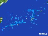 2017年05月21日の沖縄地方の雨雲レーダー
