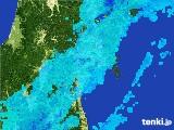 雨雲レーダー(2017年05月24日)