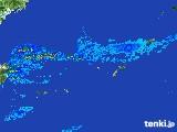 2017年05月27日の沖縄地方の雨雲レーダー
