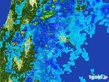 雨雲レーダー(2017年06月01日)