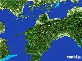 2017年06月02日の愛媛県の雨雲の動き
