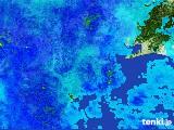 2017年06月07日の三重県の雨雲レーダー