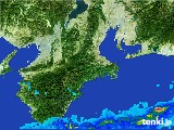 2017年06月11日の三重県の雨雲レーダー