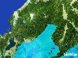 2017年06月18日の岐阜県の雨雲レーダー