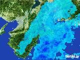 2017年06月18日の三重県の雨雲レーダー