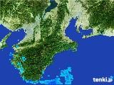 2017年06月19日の三重県の雨雲レーダー