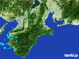 2017年06月20日の三重県の雨雲レーダー