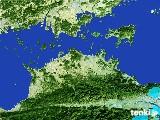 雨雲レーダー(2017年06月22日)