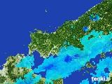 雨雲レーダー(2017年06月26日)