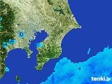 2017年06月27日の千葉県の雨雲レーダー