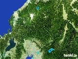 2017年06月27日の岐阜県の雨雲レーダー