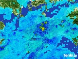雨雲レーダー(2017年06月27日)