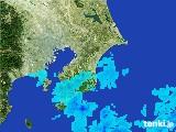 2017年06月28日の千葉県の雨雲レーダー