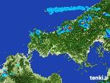 雨雲レーダー(2017年06月28日)
