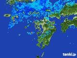 雨雲レーダー(2017年06月29日)